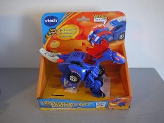 imaison  Vtech  141205  Jeu Électronique  Mini Switch & Go Dino
