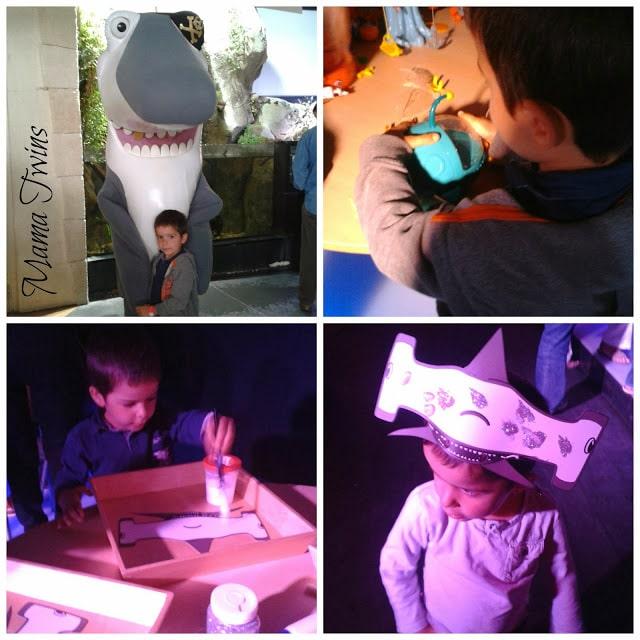 A la rencontre des Requins - Aquarium de Paris