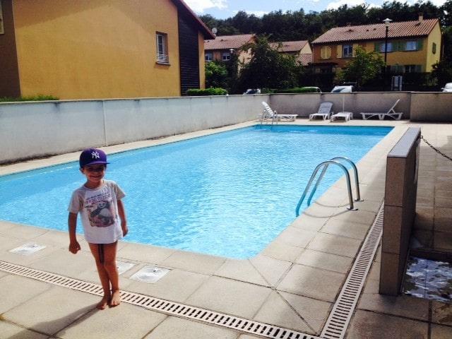 Appart'hôtel pour les familles près de Lyon
