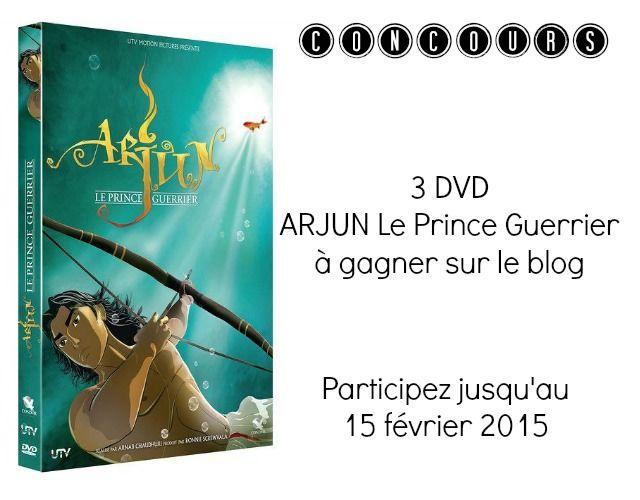 Découvrez Arjun, le Prince Guerrier