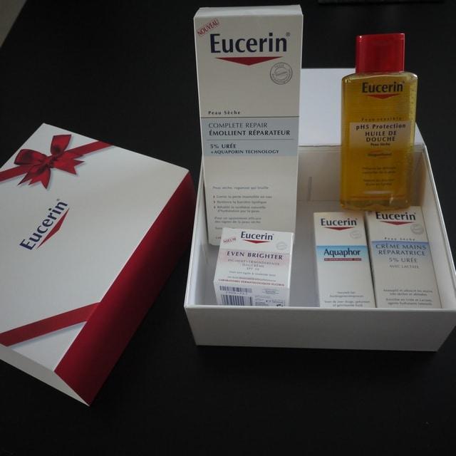 A la découverte des produits Eucerin
