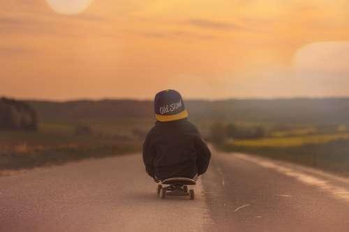 enfant-skateboard