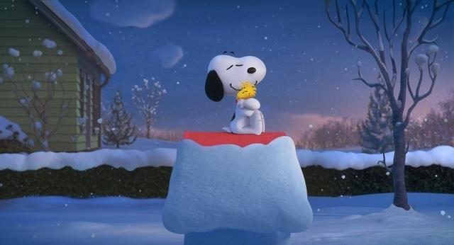 Snoopy et les Peanuts bientôt dans les salles