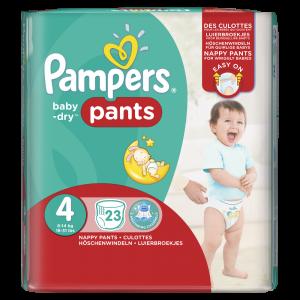 Paquet de couche Pampers Pants (1)
