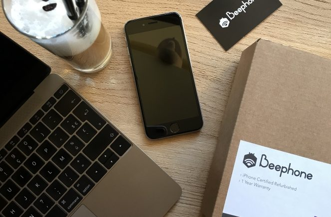 Beephone, le spécialiste de l'iPhone reconditionné 1
