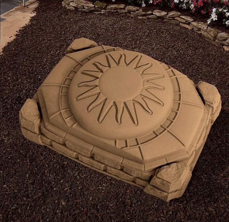 Eden deco bac à sable
