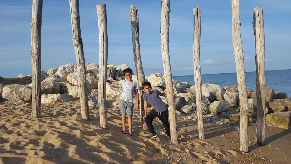 week-end sur l'île d'Oléron