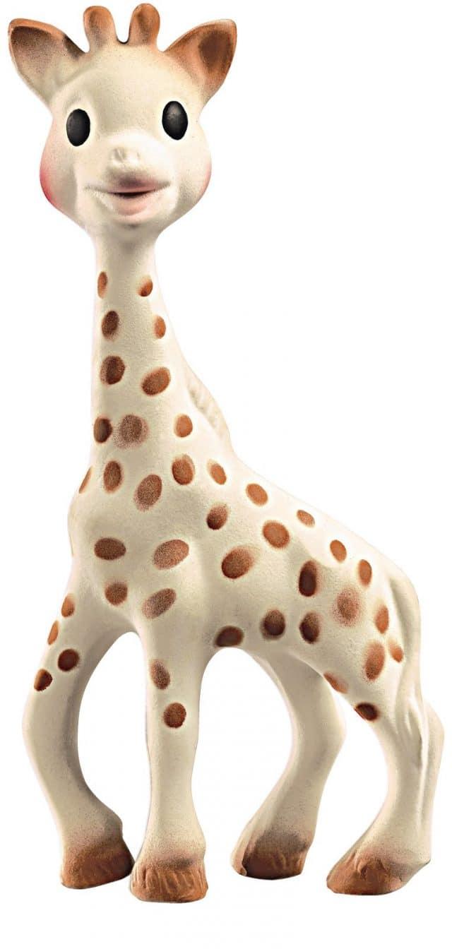 Toys'R'Us et Babies'R'Us aiment Sophie la Girafe
