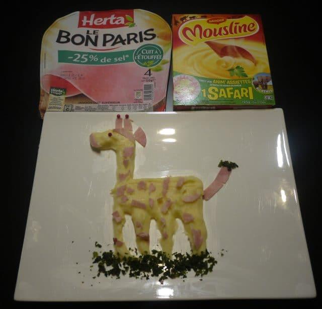 Créez vos Anim'Assiettes et remportez un safari en famille !